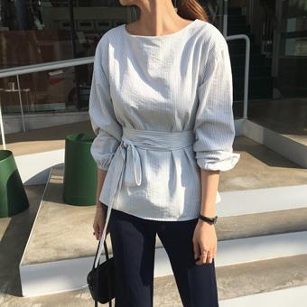 754632 - Strap Jane blouse