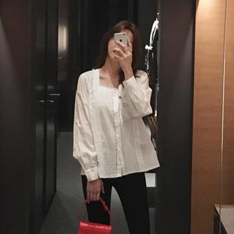 754692 - Flat race blouse